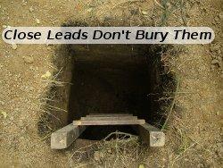 Close Sales Leads w/ Lead Management